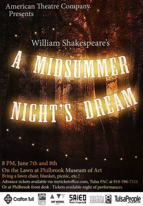 Theater Review: A Midsummer Night's Dream